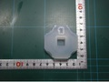 11mm 「キューブ」レジン用モールド