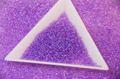 パープルオーロラ 粒ガラス