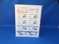 rhematec SWIFT/EBCC 名刺カッター専用  名刺用紙 ホワイト A4-100枚