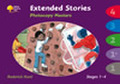 Extended Stories Photocopymasters(stages 1-4) 9184743
