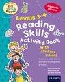 Reading Skills Activiy Book: Level3-4 (2734419)