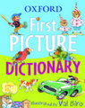 Oxford First Picture Dictionary 9119844