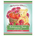 エキナセアベア30P【生活の木】おいしいハーブティー★ 寒い季節や冷え性の方におすすめなハーブティーです。身体を温めてくれるハーブをブレンドしています!