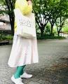 ハワイレコードトート・バッグ(Mix CD「beginning of spring」付)