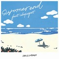"SHE IS SUMMER / summer end feat. claquepot (7"" analog vinyl record アナログレコード)"