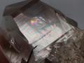 ガネッシュヒマール産ライトスモーキーヘマタイトレインボー【828P6】1点
