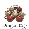 宜興紫砂壺 Dragon Egg 40cc