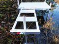 バッグ台支柱セット(平面釣台用)特許製品