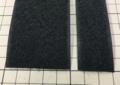 黒ベルクロ2inch(10cm~)