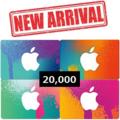 iTunesコード20,000円