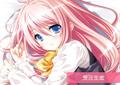 【生地替再販】桜菜々子麟徳学園制服抱き枕カバー