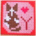 みゅうくん&アルトくん&矢印くんコースター