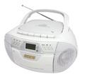 CDラジオカセットプレイヤーHNB-CD41-WH