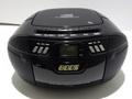 CDラジオカセットプレイヤーHNB-CD40-BK