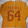 【LEDIES】TES FOOT BALL T 7SLEEVE