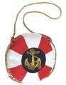 水兵コスプレ小物セーラー浮き輪マリンBAG
