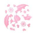 桜2014(四角)