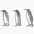 オウサマペンギン行進