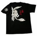 鳳鳴オリジナルTシャツ(黒)