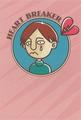 ポストカード「Heart Breaker」/後藤雄一