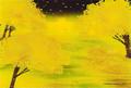 ポストカード「H2 artbox ~黄金桜~」