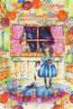 ポストカード「白雪姫」/ゆゆう
