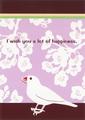 ポストカード「桜」/サトウユキエ