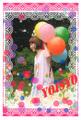 ポストカード「YOISYO!!」/akari