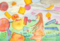 ポストカード「I can believe」/クロサキユキ