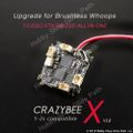 CrazybeeX v1.0 All-IN-ONE flight controller 1-2s