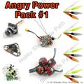 Angry Don Power Pack Series 自作Tooth pick機に
