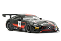 MERCEDES-AMG STRAKKA RACING BLANCPAIN 2018 RED #44