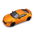 Subaru BRZ Metallic Orange