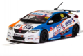 C4144 HONDA CIVIC TYPE R - BTCC 2019 - SAM TORDOFF