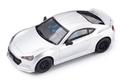 Subaru BRZ Metallic Silver