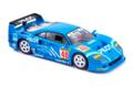 CAR03c Ferrari F40 LM - n.40 2nd 4h Silverstone 1995