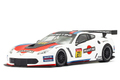 0159AW CORVETTE C7.R MARTINI RACING WHITE #21