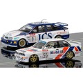 FORD SIERRA RS500 vs BMW E30 Limited Edition