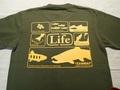 プレミアムTシャツ シティグリーンB
