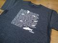 ハイクオリティTシャツ ヘザーブラック