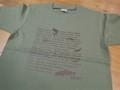スーパーヘビーTシャツ ライトオリーブ