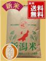 元年新潟産コシヒカリ1等玄米25㎏ 従来型【玄米選別済】9月20日頃より発送
