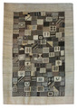ゾランヴァリ アートギャベ No.9115768「モノクロブロック」