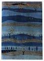 ゾランヴァリ アートギャベNo.4「青の風景」