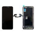 iPhone X 液晶パネル Aー 黒 純正LCD仕様