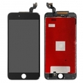 iPhone6S-国内再製黒ガラス イヤーメッシュ無