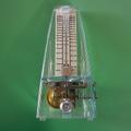 ニッコーメトロノームラミエール(ゼンマイ式)透明色[N-250]