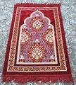 NO1361 イスラム礼拝用絨毯