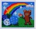 ミニギャラリー MG077 虹