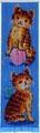 スキルタペストリー  T369 子猫と毛糸